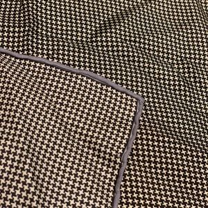 Accessories - Small Houndstooth Scarf